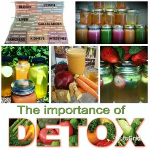 SA Perks Detox Waters and Juice
